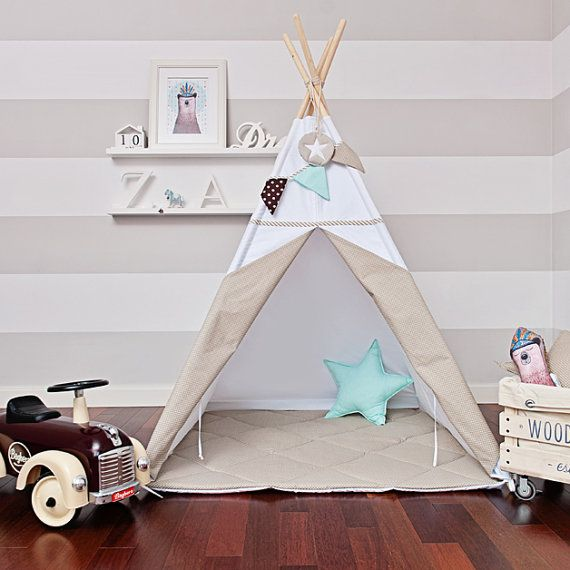 die besten 25 kinder tipi ideen auf pinterest kinder spielen tipi teepee zelt f r kinder und. Black Bedroom Furniture Sets. Home Design Ideas