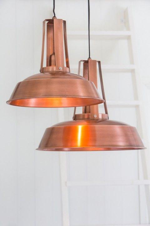retro lampen vintage lampen vintage lampe pendelleuchte kupfer pendelleuchten design. Black Bedroom Furniture Sets. Home Design Ideas
