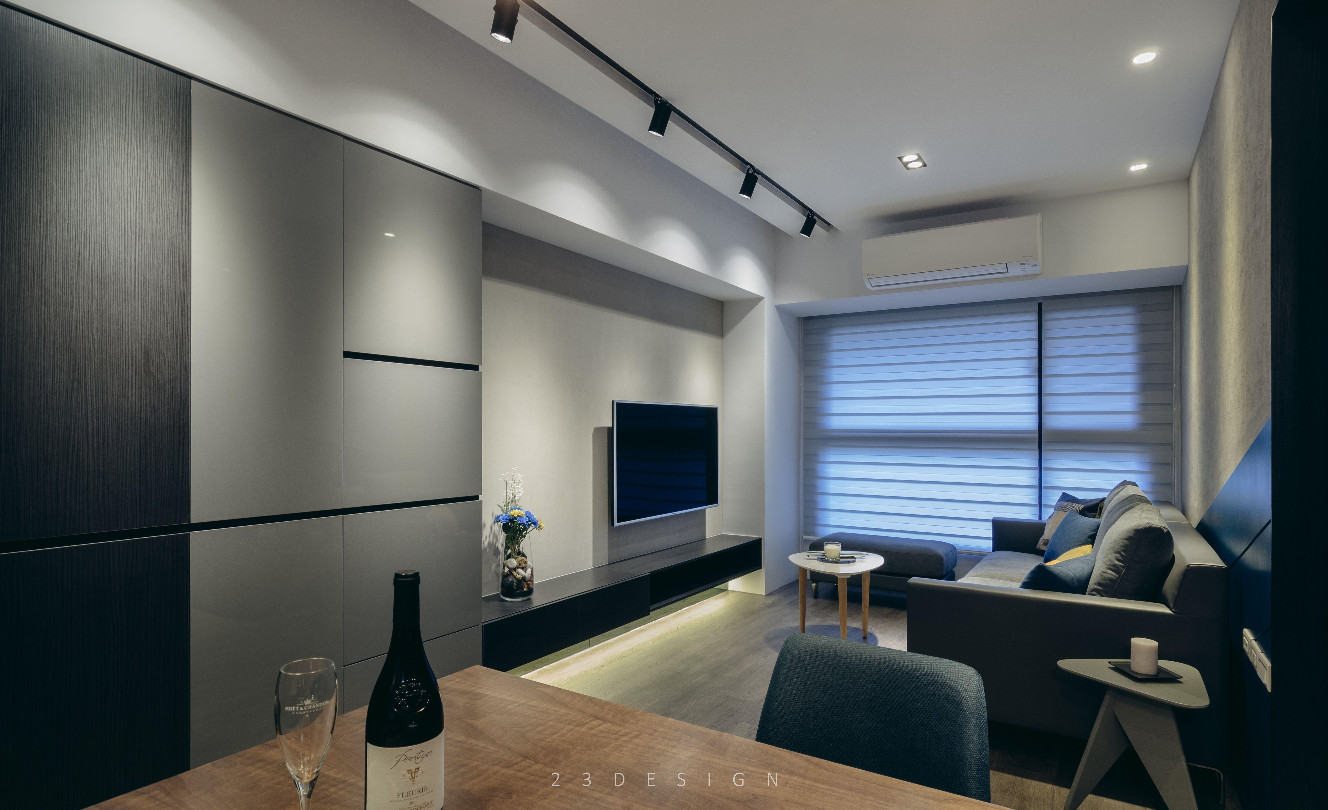 二三設計 23design 室內設計 interior 住宅設計 livingroom 實品屋 樣品屋 商業空間設計 office 辦公室設計 居家 佈置 ...