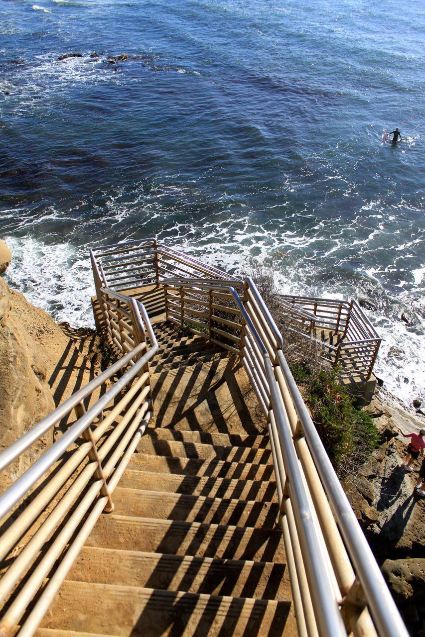 Sunset Cliffs Park In San Diego