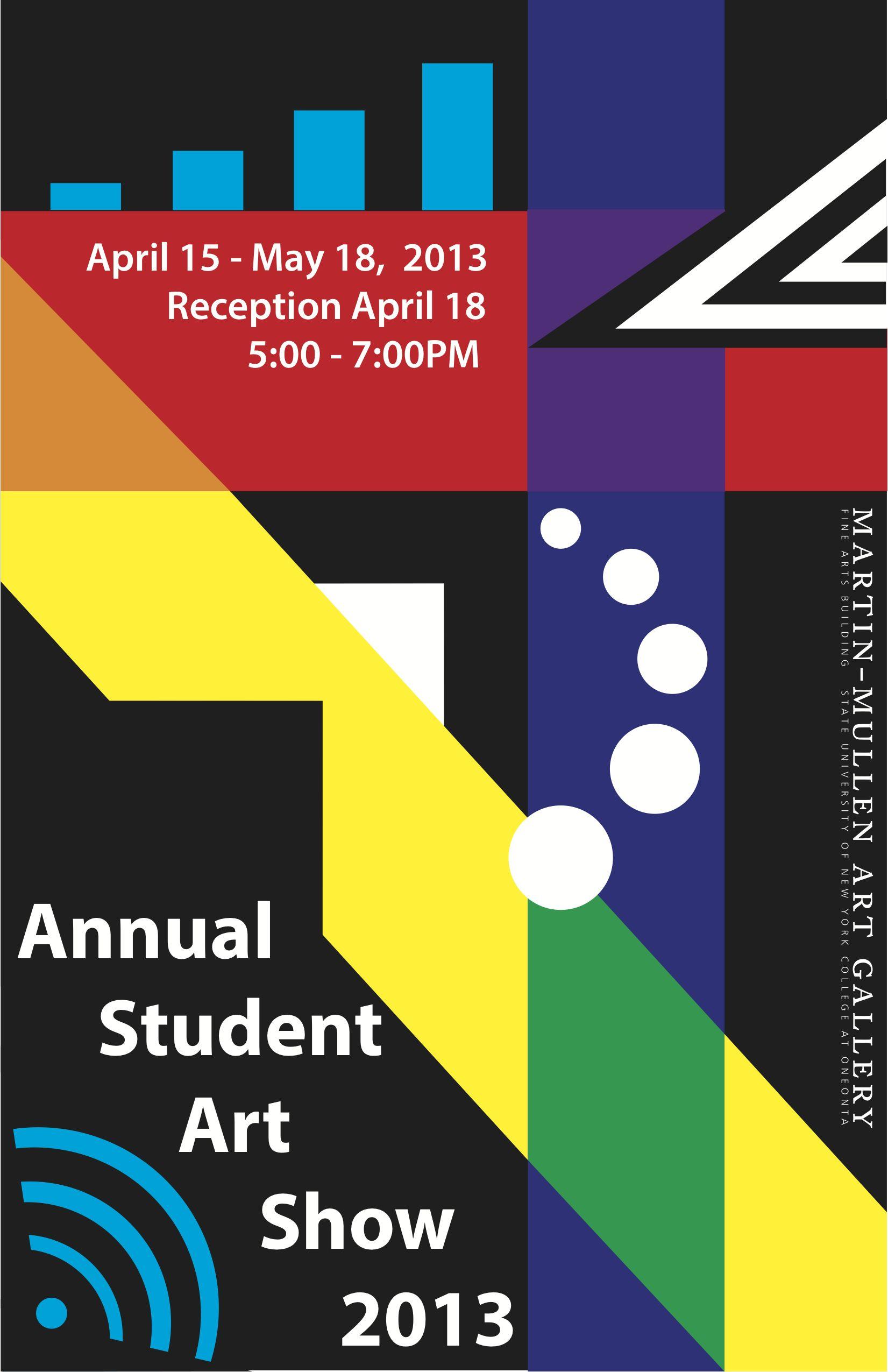 Poster design for students - Poster Art Show Jpg 1651 2550