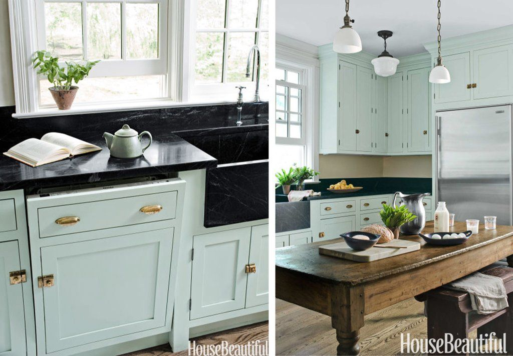 Get the Look for Less Mint Farmhouse in 2020 Cost of