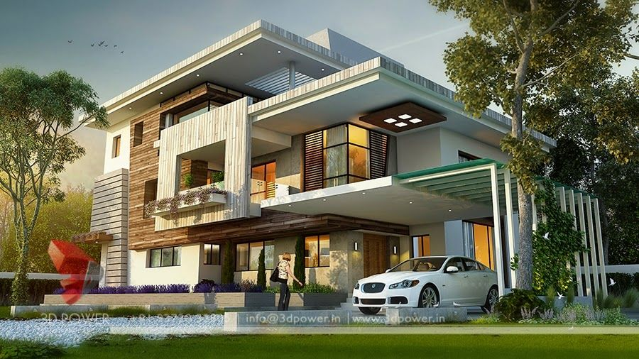 Latest Bungalow House Design In Nigeria | Beautiful House
