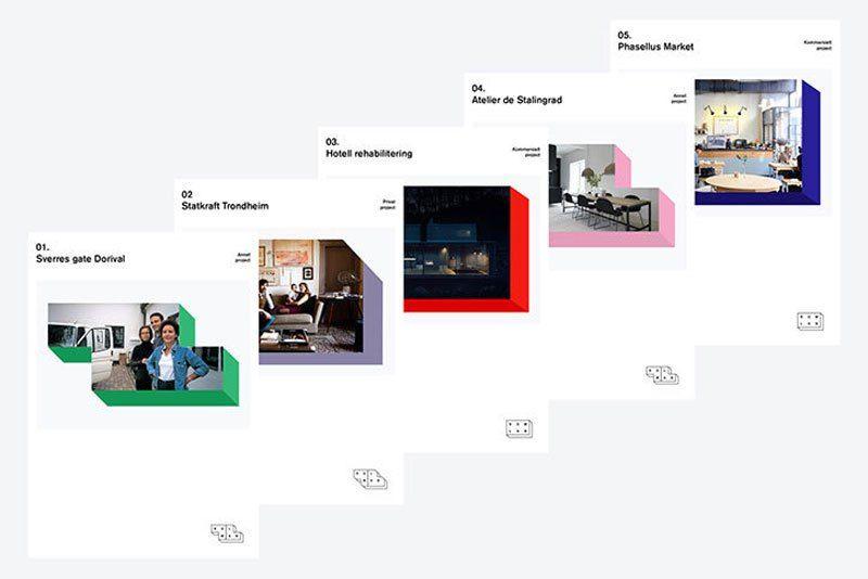 An Identity Inspired By Tetris For Romlab Branding Web Design Branding Design