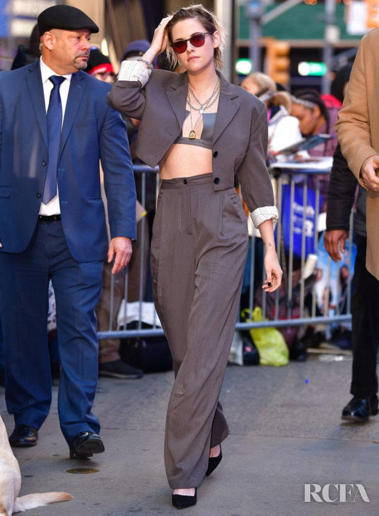 Red Carpet Fashion Awards Nov. 6, 2019: Kristen Stewart ...