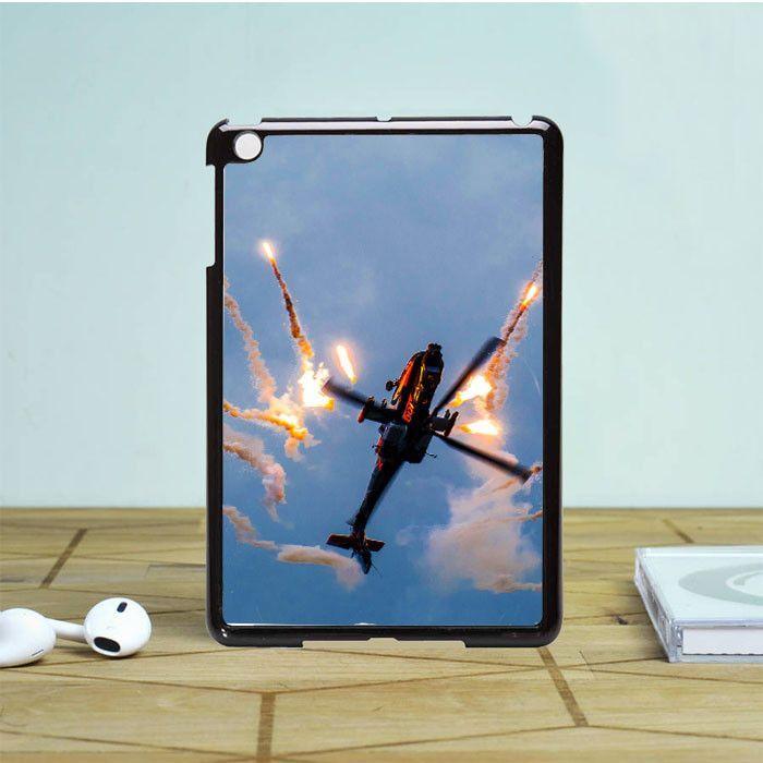 Boeing AH 64 Apache Aircraft iPad Mini 2 Case Dewantary   Products