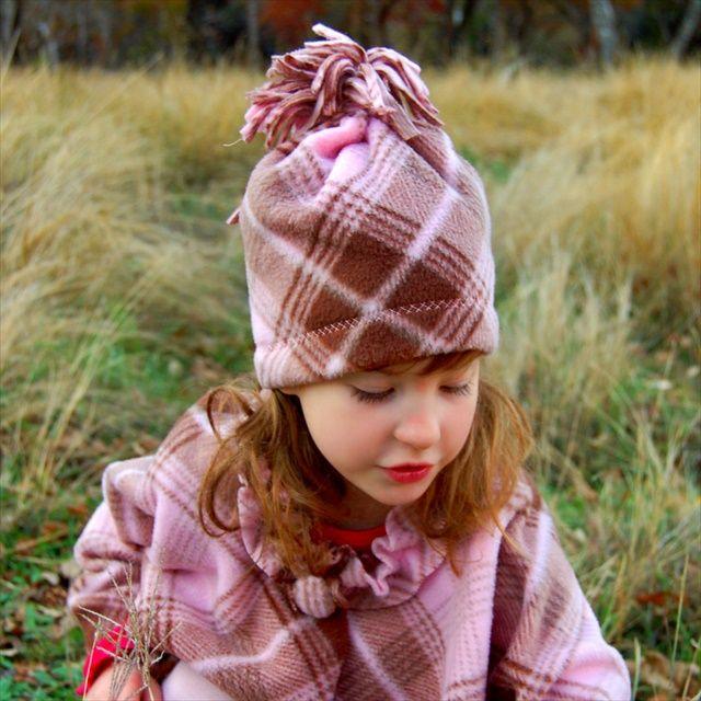bb1874f0577 10 Fleece Hat Sewing Pattern