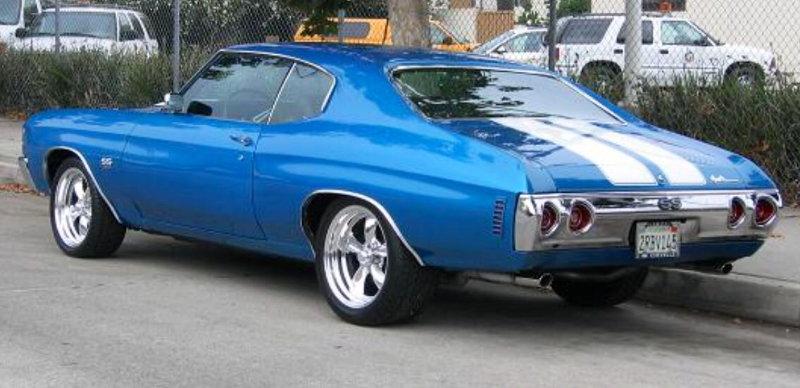 Pin On Chevelle Ss