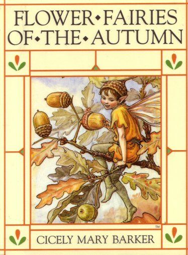 Flower Fairies of the Autumn, 1923, Cicely Mary Barker (British,1895–1973)