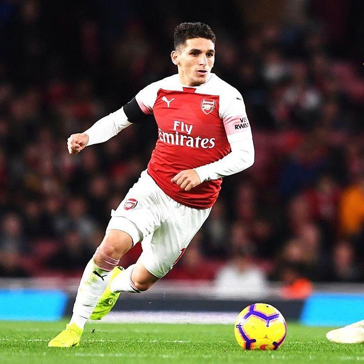 Lucas Torreira #Arsenal  #COYG