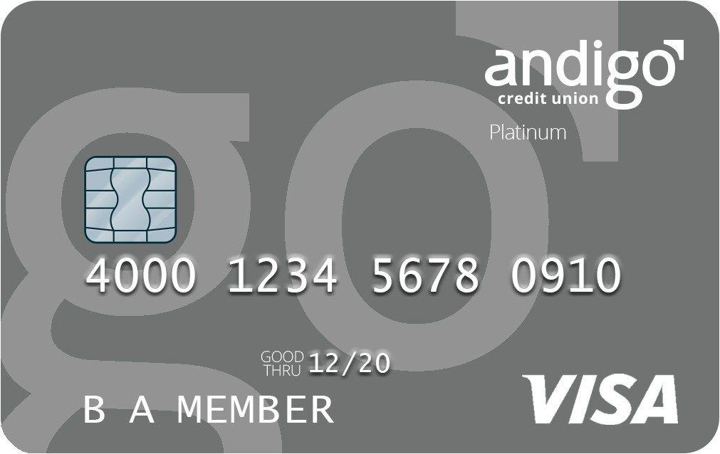Marathon Credit Card Login >> Andigo Credit Union Visa Platinum Card Low Rate From Andigo Credit