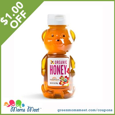 Save $1.00 on any one (1) Madhava Natural Sweeteners Product! greenmomsmeet.com/coupons