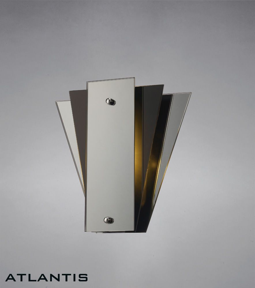 ART DECO STYLE BRASS 3 HOOK CEILING LIGHT HOOK ROSE FLYCATCHER CHAIN HOOK G6