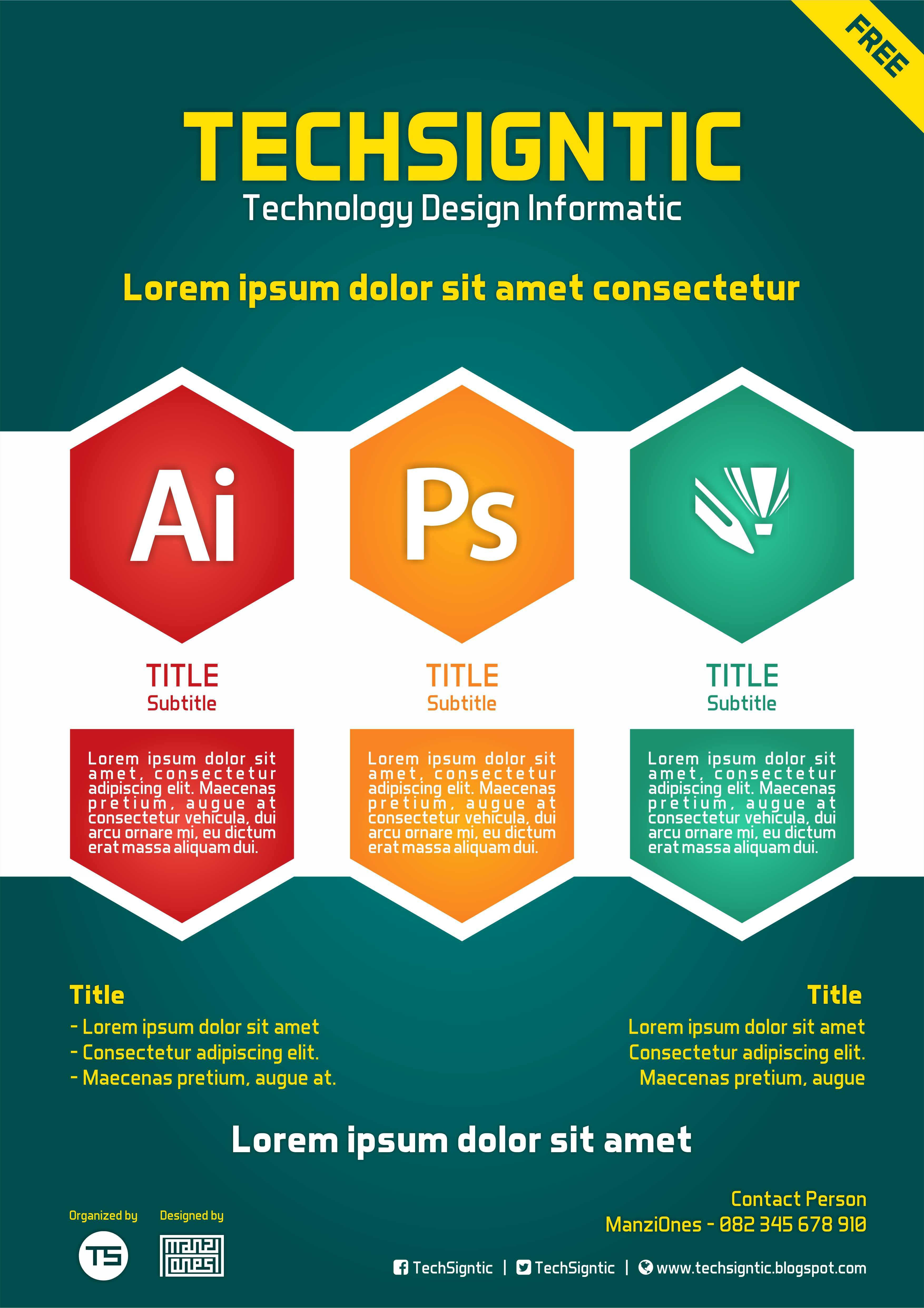 Poster design using coreldraw tutorial - Poster Flyer Design Just For You Video Tutorial To Make Flyer Using Coreldraw