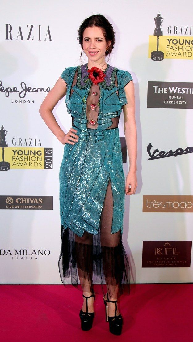 Kalki Koechlin in Gucci  0d1383a924