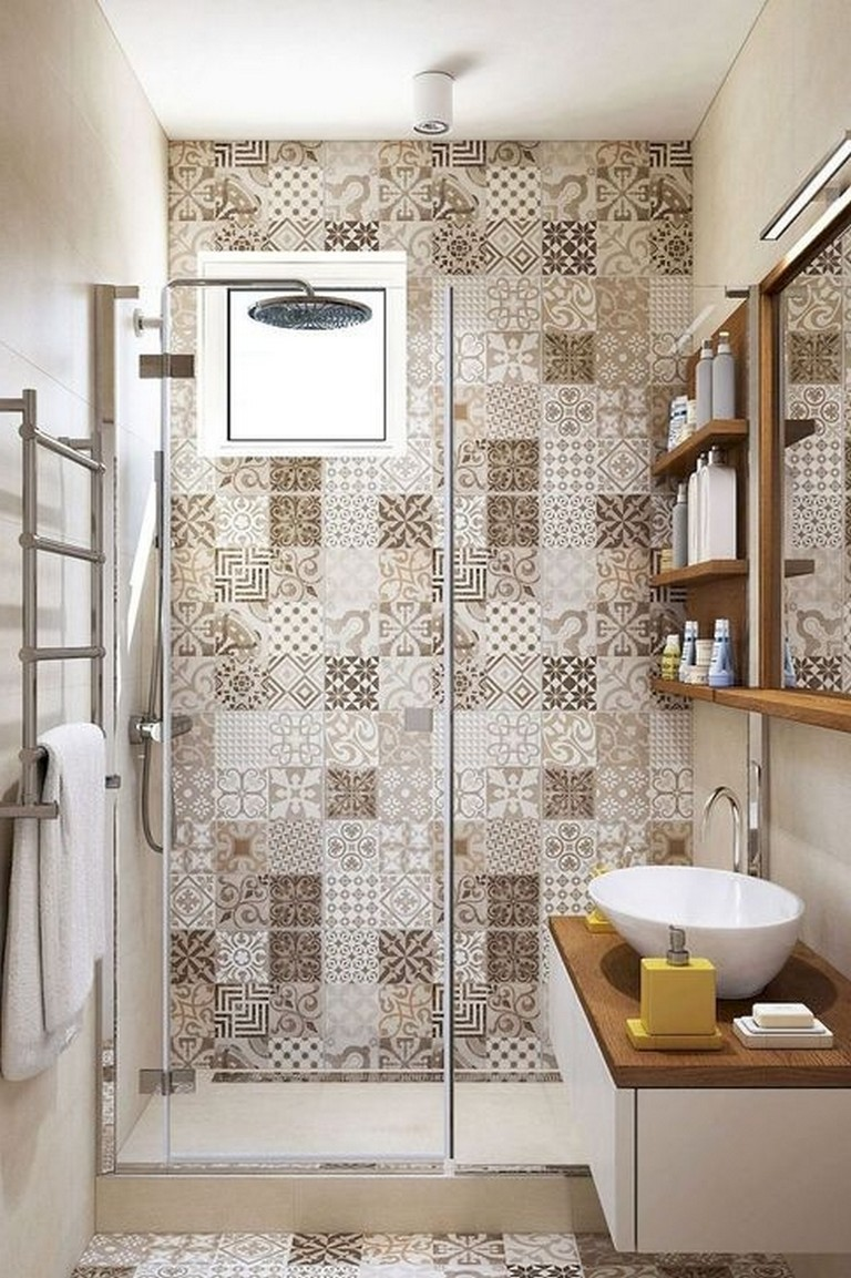 49 Cool Small Bathroom Remodeling On A Budget Small Bathroom