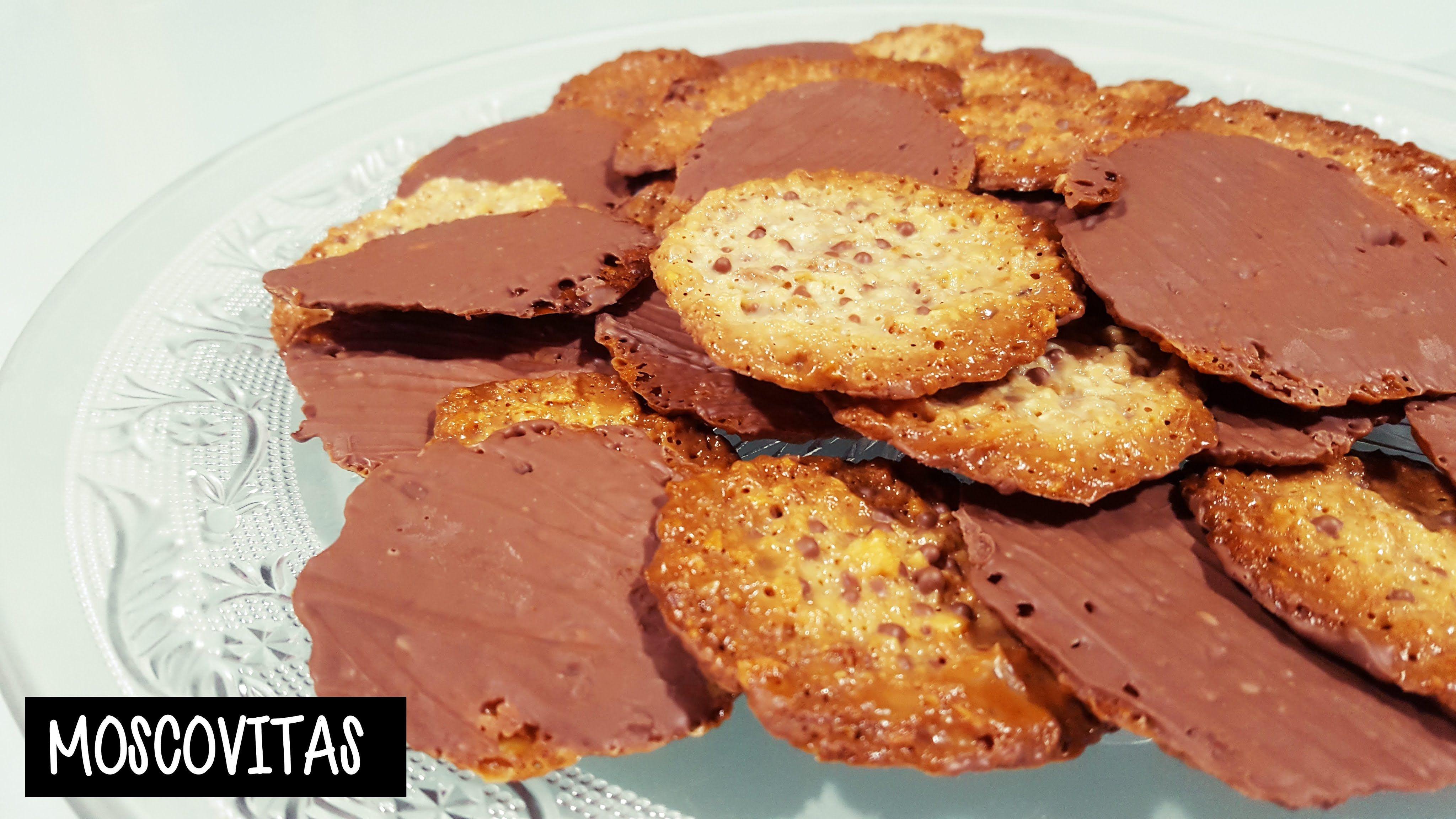 Moscovitas De Rialto Oviedo Galletas De Almendra Y Chocolate