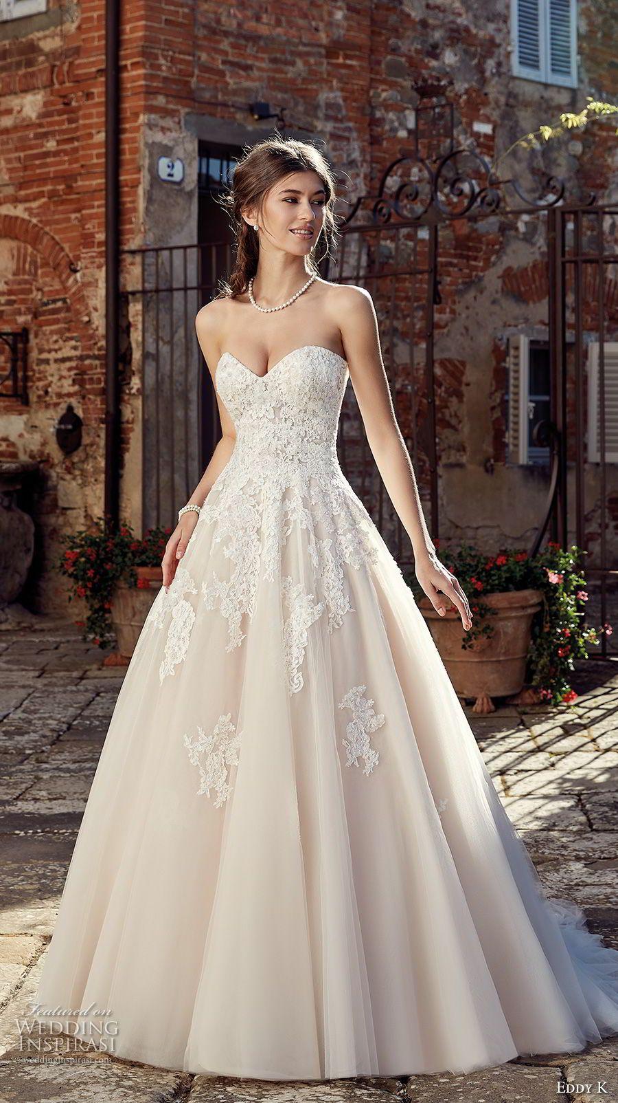 Eddy K 2019 Wedding Dresses V Roce 2018 Noiva Pinterest Saty