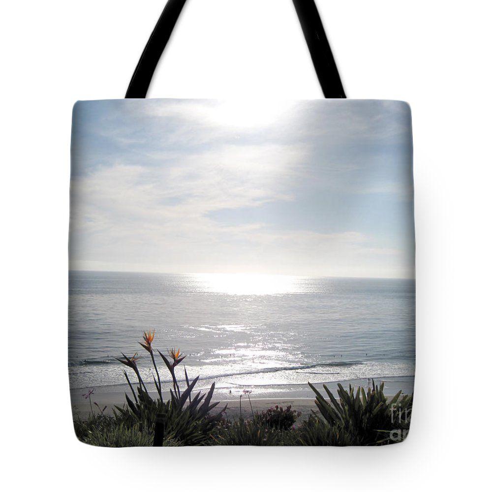 Tote Beach Weekender   Elderberry Blossom in Watercolor Gift Idea Purse Bag