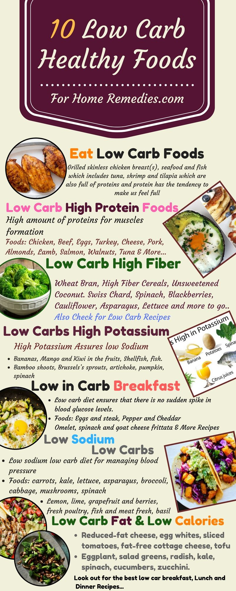 Low Calorie Meals For Dinner
