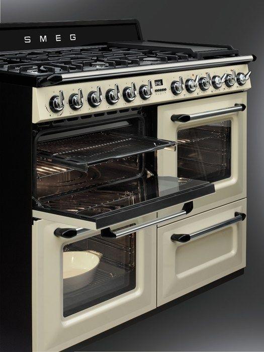 blocco cucina smeg, modello victoria | cucine | Pinterest | Cucine ...