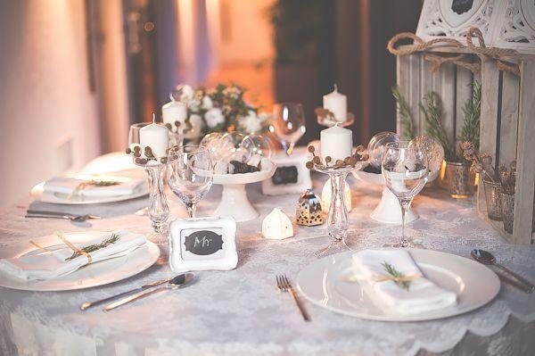 ślub I Wesele W Stylu Boho Dekoracja Białego Stołu ślubnego W Stylu