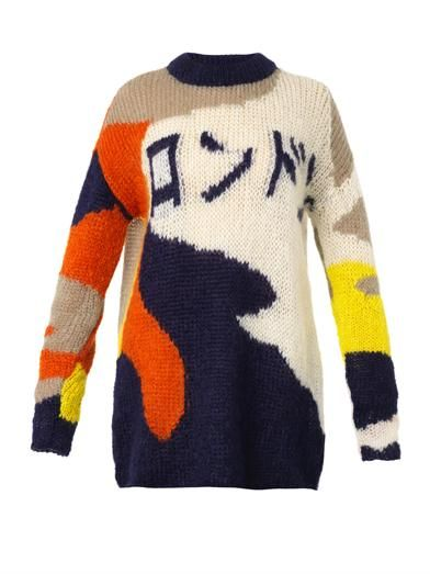 McQ Alexander McQueen   Tony Zeng-Knitting   Sweaters, McQueen ... dd1ddc9e9fb