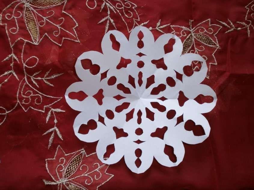 Decorazioni Fai Da Te Per Albero Di Natale : Decorazioni fai da te per l albero di natale fiocco da appendere