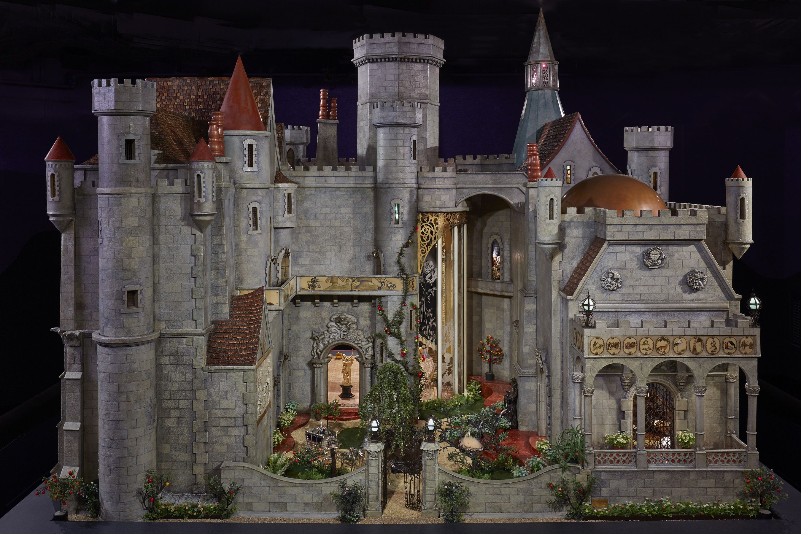 Colleen Moore's Fairy Castle [Museum of Science & Industry, Chicago, IL]
