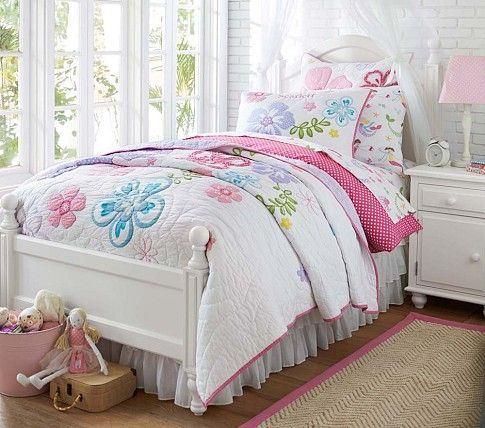 Anderson Bedroom Set Pottery Barn Kids Girl Room Big
