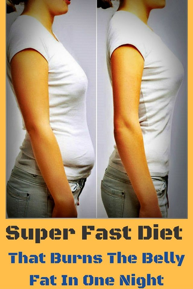 Super Fastt That Burns The Belly Fat In One Day