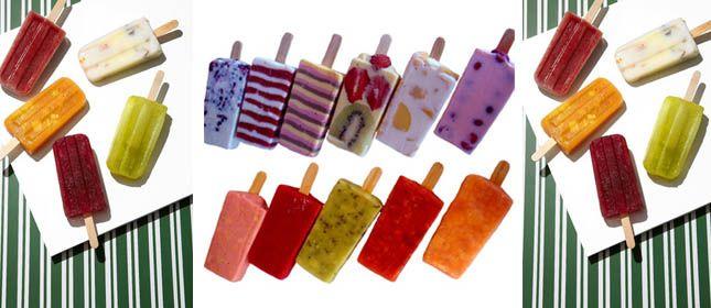 Haz paletas heladas asombrosas   Cocina y Vino   Popcicles Ideas ...