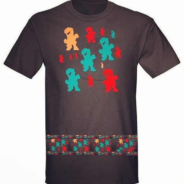 """Beat of Ninjas"" design by bAnE"