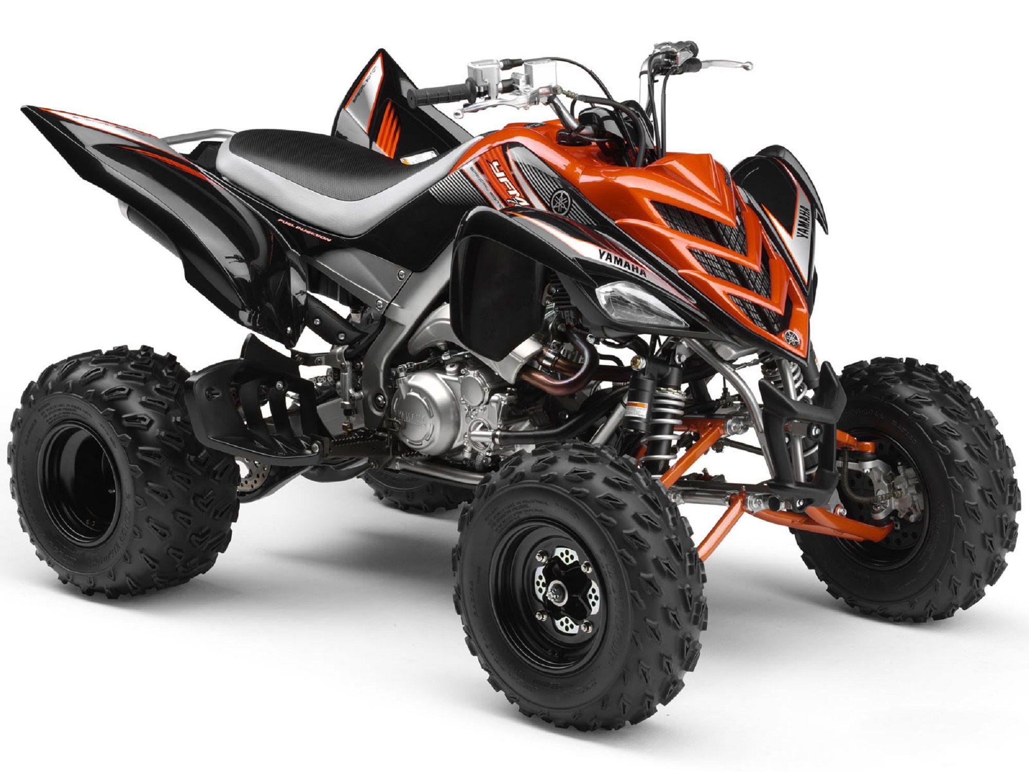 quad yamaha raptor 900