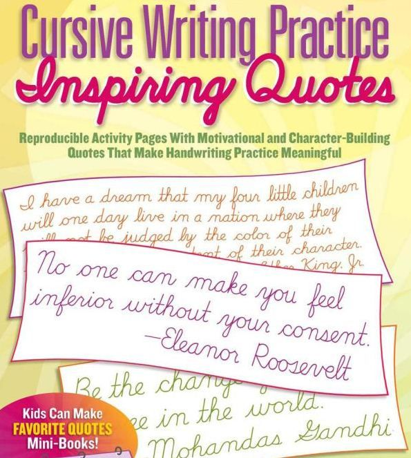 cursive writing practice. Great pic! Have a look at this Cursive Handwriting post. http://www.tpt-fonts4teachers.blogspot.com/2013/02/cursive-style-fonts-family.html
