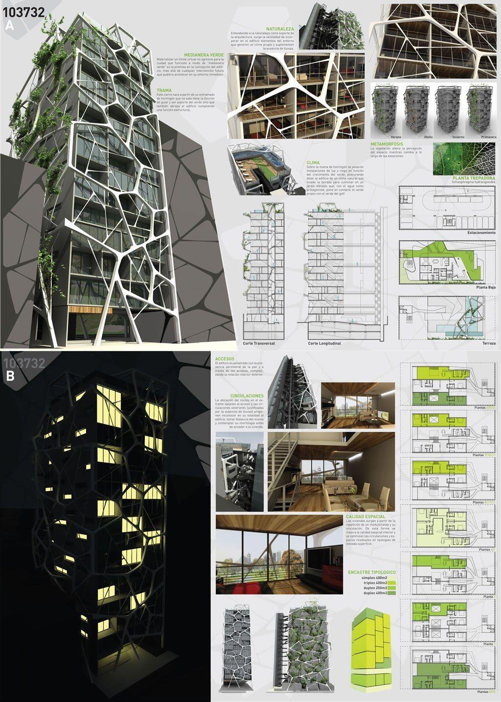 Paneles De Presentacion De Arquitectura Architektonischeprasentation Visita La Entrada Para Saber Mas In 2020 Konzept Architektur Architektur Architektur Prasentation