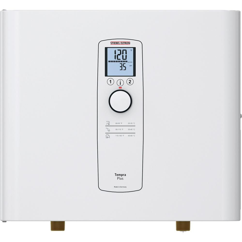 Stiebel Eltron Tempra 20 Plus Advanced Flow Control Self Modulating 20 Kw 3 90 Gpm Compact Residential Electric Tankless Water Heater Water Heating Heating Element