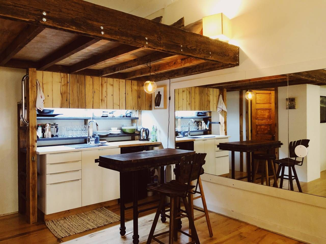 The Studio, lush cabin living in Brooklyn - Apartments for ...