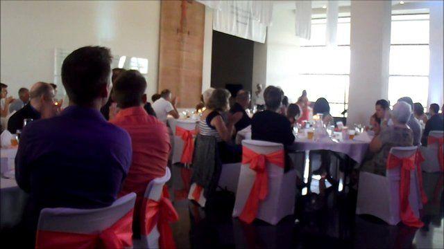 Shannon Wedding Grand Introduction Chicago Bulls Theme Basketball Announcer Grand Entrance Wedding Vendors Wedding Dj Wedding