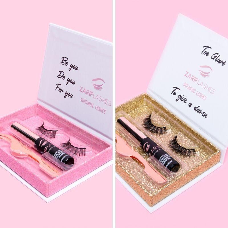 Shop Eyelashes & Eyeliner Boxes in 2020