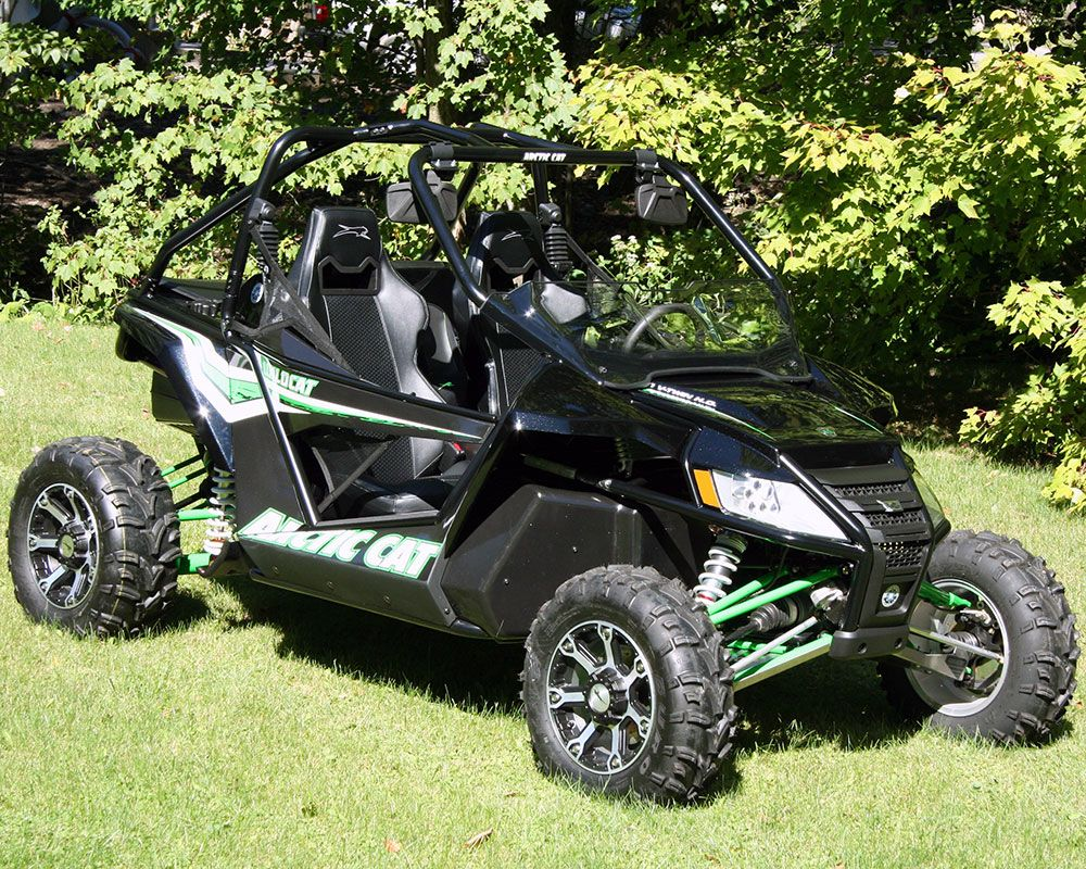 Upgrade 2014, 2015 & 2016 Arctic Cat Wildcat 700 Trail Or