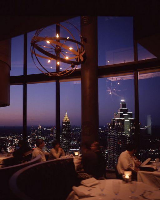 Sundial The Westin Bucket List Atlanta Attractions