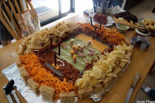 Football Stadium Hors D Oeuvres Tailgate Food Gluten Free Super