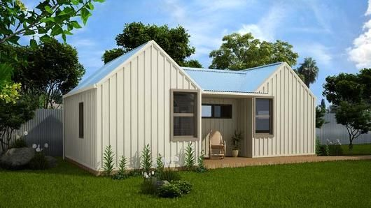'Granny pods' become a solution for retirees with limited budgets