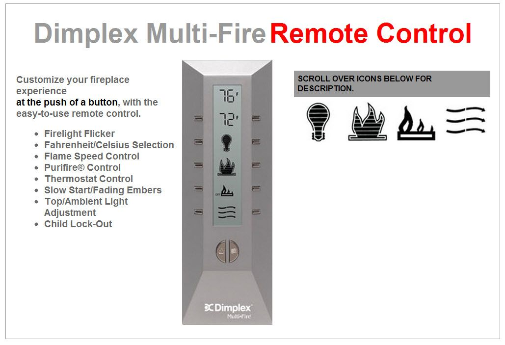 Electric Fireplace Remote Not Working Troubleshooting Guide