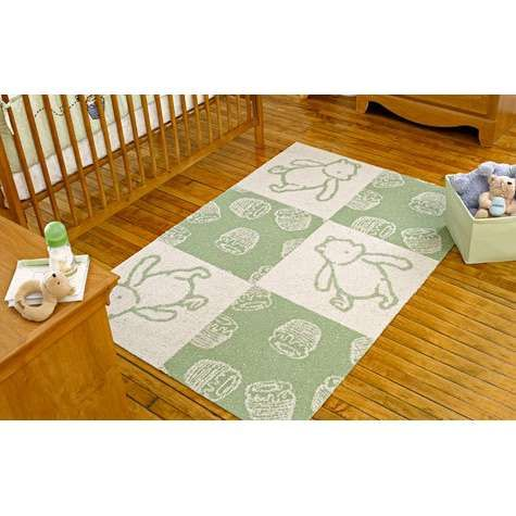 Winnie The Pooh Area Rugs Baby J