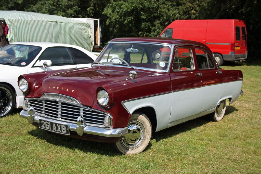 1960 Ford Zodiac Mk2 Old Classic Cars Classic Cars Vintage