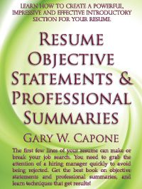 What Are My Career Objectives Professional Objective To Continue My Career With An Organization .