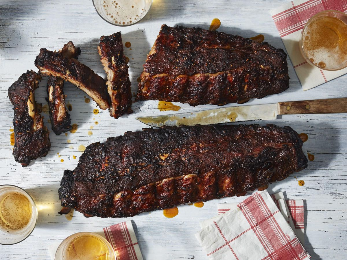 The Beginner S Guide To Grilling Everything Perfectly Ribs On Grill Rib Recipes Smoked Ribs