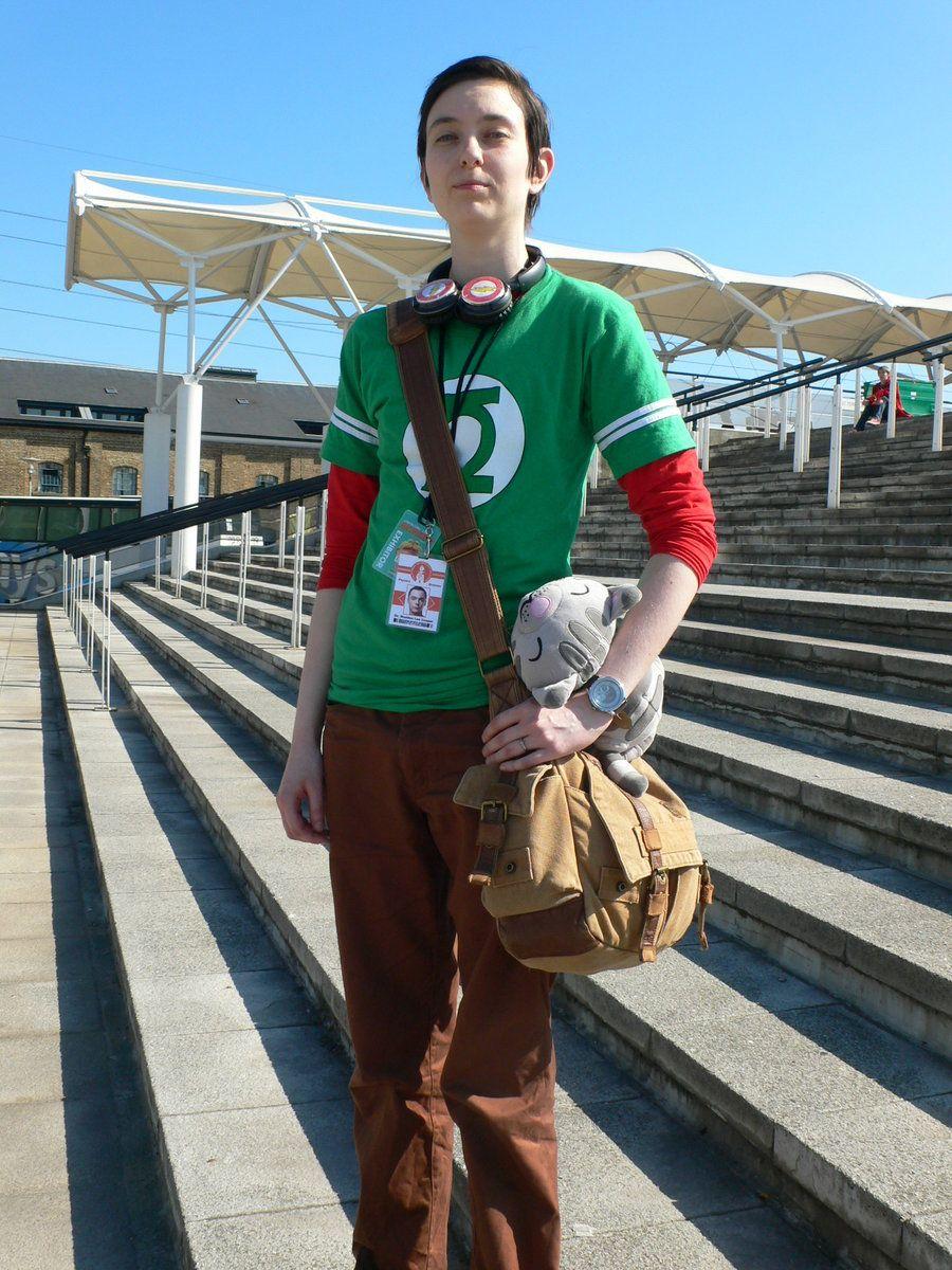Cooper costume sheldon halloween Sheldon Cooper